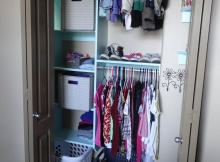 Closet Makeover Featured Image