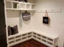 Our favorite mudrooms at the home show 2016